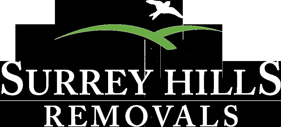 Surrey Hills Removals Logo